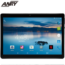 ANRY 10 inch tablet GPS Wifi Bluetooth android 8.1 4G Phone Call 2 GB RAM 32GB ROM MTK6737 Dual Camera Dual Sim Card Slot anry 10 1 inch 8 core 4g 64g android tablet pc sim dual camera 8 0mp ips mtk6797 4g wifi call phone tablet wifi gps bluetooth