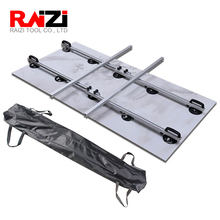 Raizi 360*160 cm large format tile salb carry system porcelain ceramic tile handling lifter tool with 10 pcs vacuum suction cups
