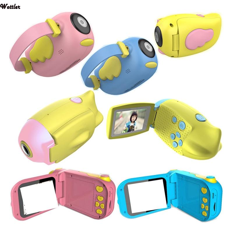 Digital Kids Camera Camcorder Children Video Camera 15M Pixel Auto-focusing Self-timer Video-recording with 2.0