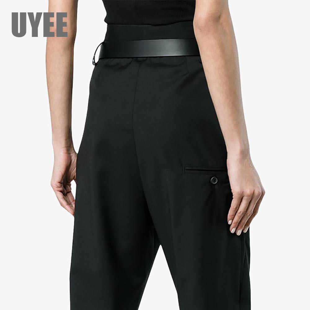 UYEE مثير الملابس الداخلية حزام الرباط أحزمة النساء الجلود تسخير القوطية الشرير المتناثرة أحزمة الخصر الجسم تسخير الرباط الجسم تسخير أعلى
