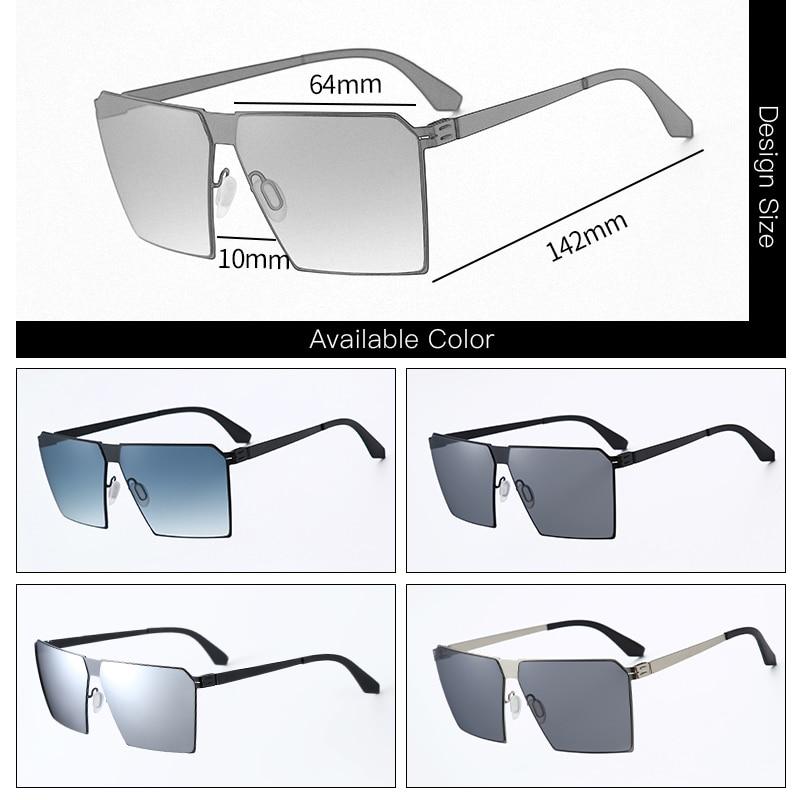 Tnt 2020 тренд Квадратные Солнцезащитные очки женские uv400