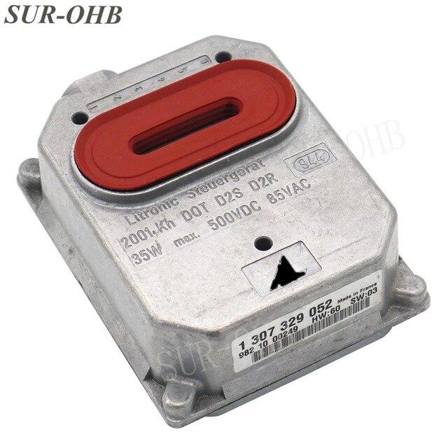 3 Series E46 Litronic 1307329052 D2S Xenon Gen1 HID Headlight D2R 61358376273 Ballast 1307329023 for A8 W220 1307329039 car lamp