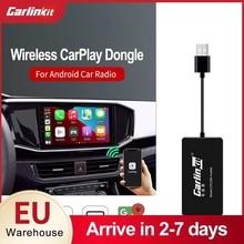 Auto-Decoder-Box Audio-System Carplay Android Headunit E84 Carlinkit Wireless for BMW