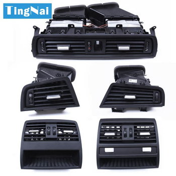 LHD Front Left Right Rear Air Conditioner AC Vent Assembly Complete Set forBMW F10 F11 F18 520i 523i 525i 528i 535i