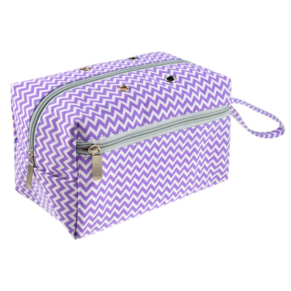 Wire Mesh Wool Storage Bag Knitted Basket With Large Compartment For Knitting Needles Yarns Crochet Hooks Perfect Organizer Bag