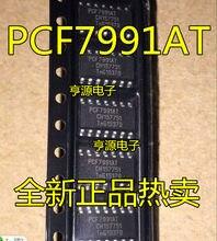 10 pces pcf7991 pcf7991at chip automático novo 14 pinos genuíno venda quente garantia de qualidade