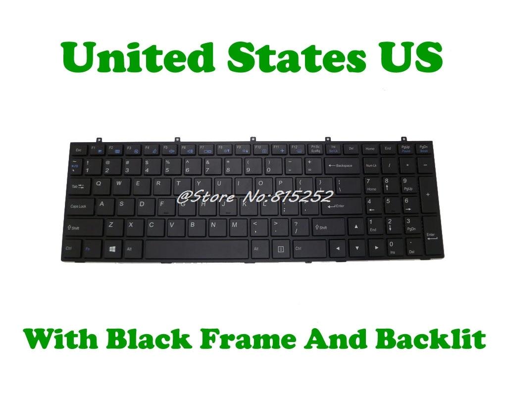 Laptop Keyboard for Gigabyte P16G P17F R5 V2 V3 V5 V7 P2542G P2742G-CF1 CF2 P27G P27K-CF1 CF2 Q2550M Q2552M Q2756F Q2756N V2 Denmark DM Black Frame