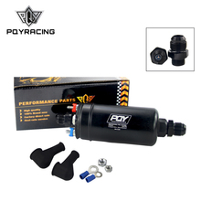 PQY   EFI 380LH 1000HP TOP QUALITY External Fuel Pump E85 Compatible 044 style New PQY FPB003 QY