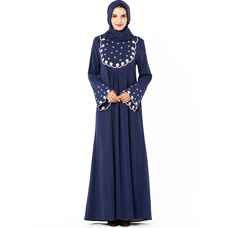 Abaya Dubai Turkish Hijab Muslim Dress Kaftan Jilbab Islamic Clothing Abayas For Women Dresses Caftan Grote Maten Dames Kleding