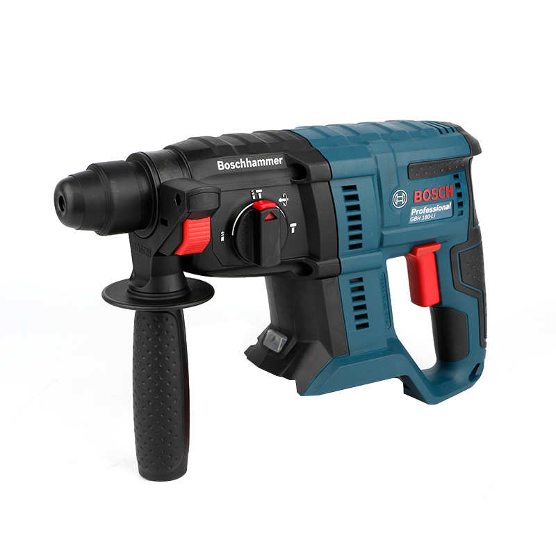 Tools : BOSCH GBH 180-LI New Lithium Brushless Hammer 18V Multifunctional Lithium Hammer Percussion Drill Electric Drill Bare Metal