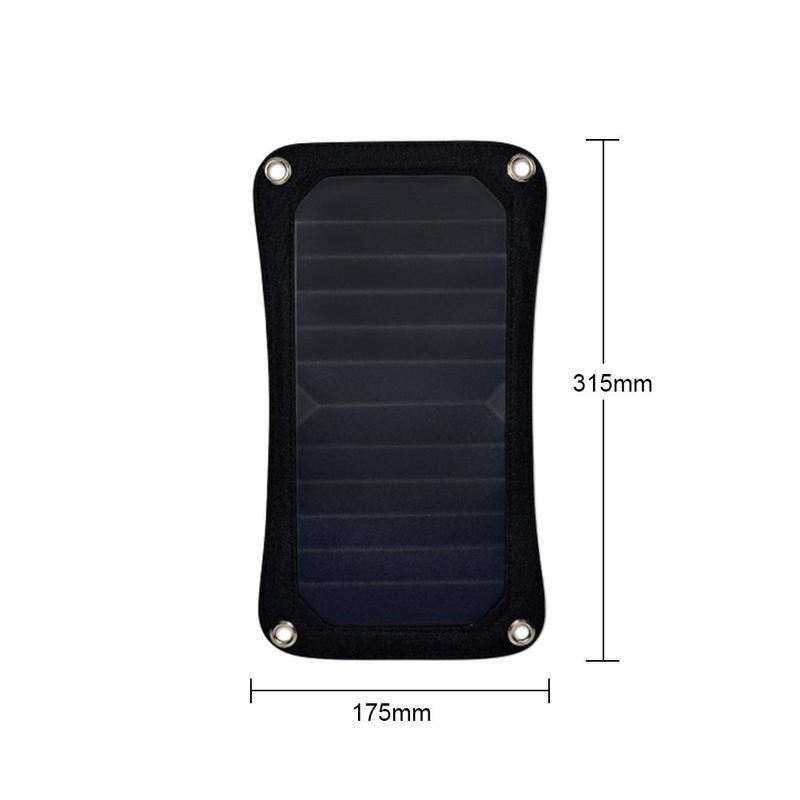 20w 5v usb carregador de painel solar 04