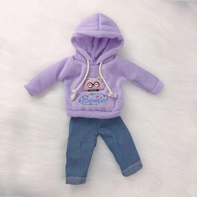 Одежда для куклы 30 см. 1