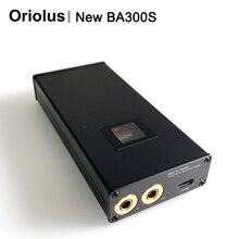 Oriolus nouveau BA300S 4.4mm amplificateur de casque à Tube équilibré TYPE C dampli à Tube biliaire