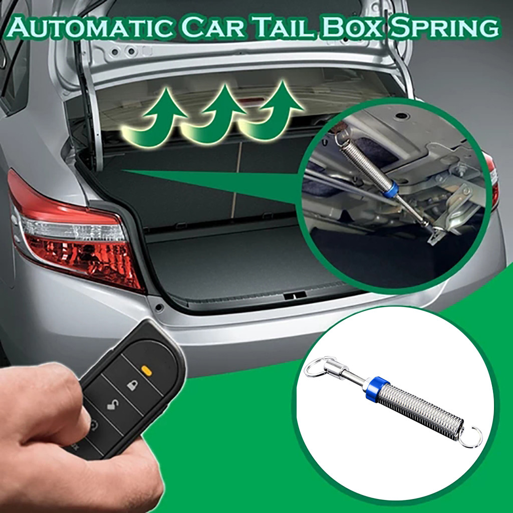 Car Boot Trunk Lid Lifting Device Adjustable Spring Auto Trunk Metal Opener  Automatic Remote controlled Open Styling #WL1|Trunk Lids & Parts| -  AliExpress