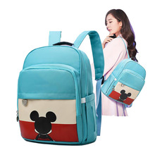 2019 new Mummy bag multi-function insulation baby care package large-capacity backpack postpartum out waterproof mother-in-law b