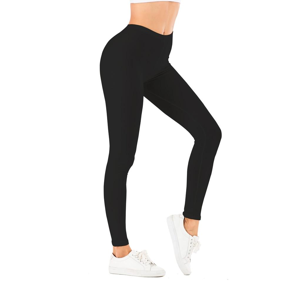H8bed766b6d5744828e68abe8ed81cab24 Brand Sexy Women Black Legging Fitness leggins Fashion Slim legins High Waist Leggings Woman Pants