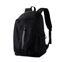 Oxford Cloth Backpack Unisex Students Simple Computer Backpacks Stylish Casual Waterproof Outdoor with USB Charging Backpack