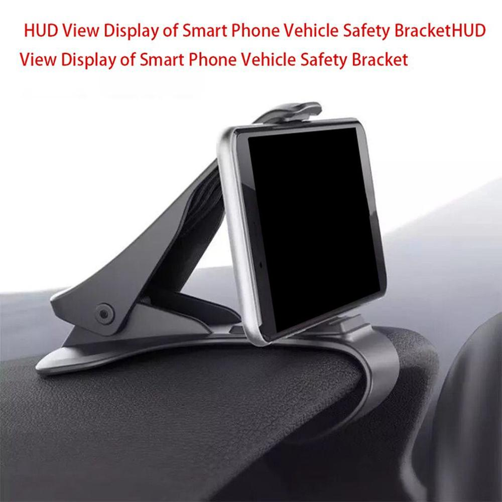 Car Phone Holder For Mobile Phone Car GPS Dashboard Holder For IPhone 11 XR 7 Samsung Xiaomi Universal 360 Degree Mount Bracket