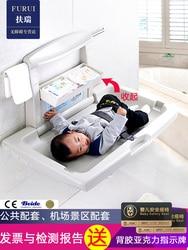 De Derde Badkamer Baby Care Tafel Gevouwen Moeder-baby Kamer Luier Bed Muur gemonteerde Baden Tafel