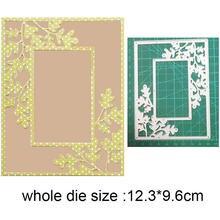 Штампы для рукоделия металлические штампы вырезания форма листьев