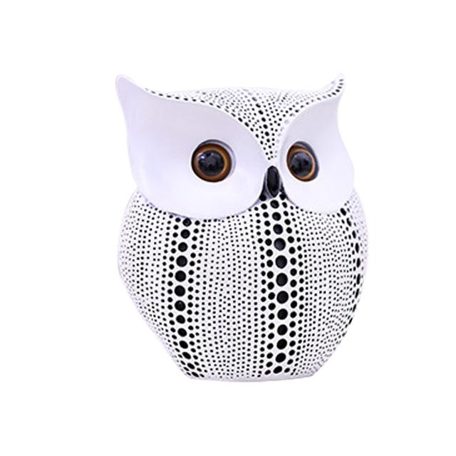 Cute Nordic Style Minimalist Home Owl Ornament