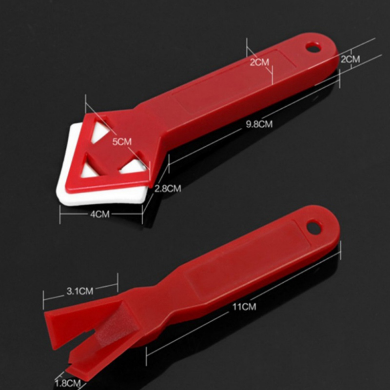 Silicone Caulking Nozzle Finisher Set