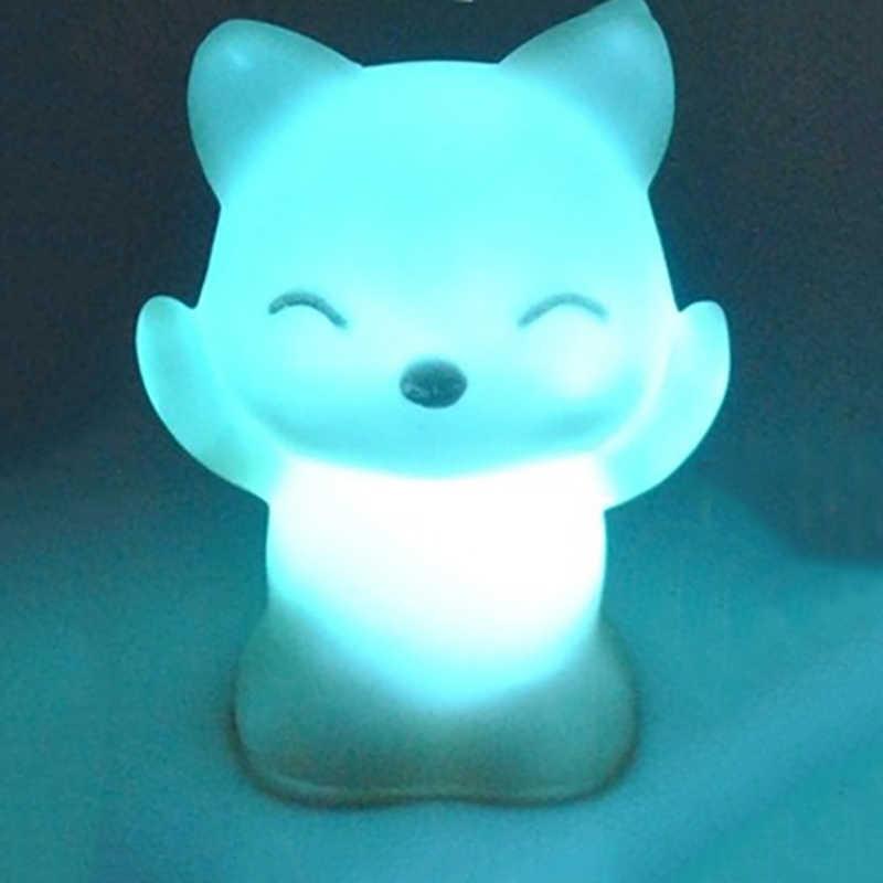 Dozzlor Ledความแปลกใหม่Nightแปลกสัตว์รูปร่างเด็กตารางSleeping Lightโคมไฟตกแต่งใหม่