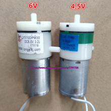 Diaphragm Pump Breast-Pump/vacuum-Pump Negative-Pressure Mini 370 6V DC4.5V