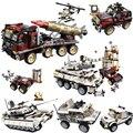 Военные развивающие строительные блоки  укладки игрушек  войны  панцирный танк  китайский вертолет  автомобиль  оружие  UN Force  кирпич  игрушк...