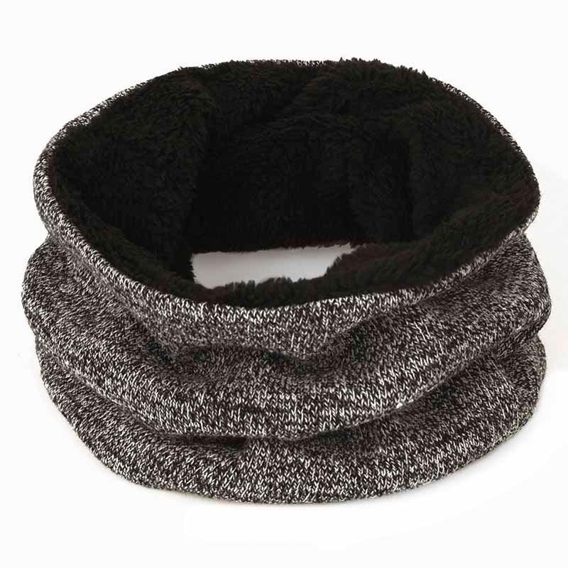 YEABIU, зимняя женская шапка, шарф, перчатки, набор, теплые, для девушек, Skullies Beanies, шапка, Infinity, для мужчин, шапка с сенсорным экраном, перчатки, набор для женщин - Цвет: blue3