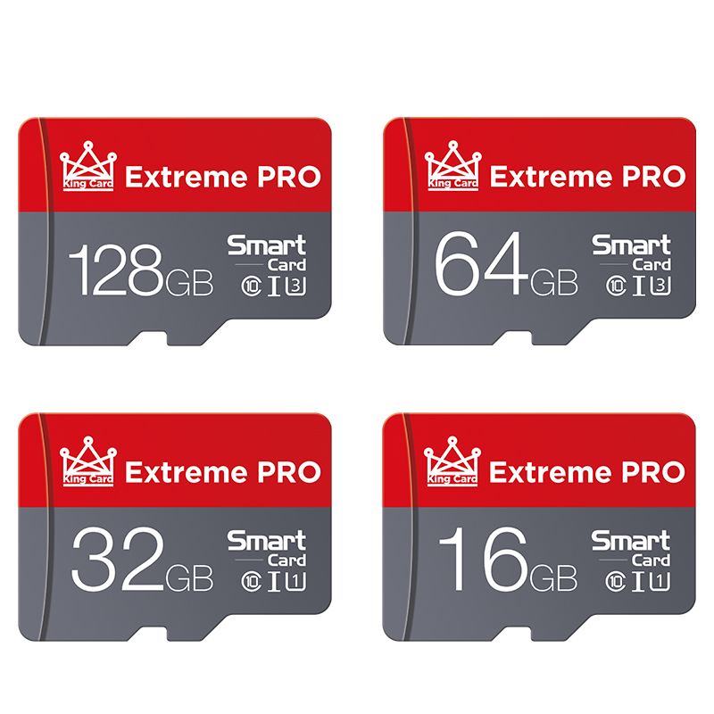 Карта памяти Micro sd Class 10, 128 ГБ, 64 ГБ, 32 ГБ, 16 ГБ, 8 ГБ, TF-карта, карта памяти 32 Гб, флеш-накопитель карта Microsd usb mini