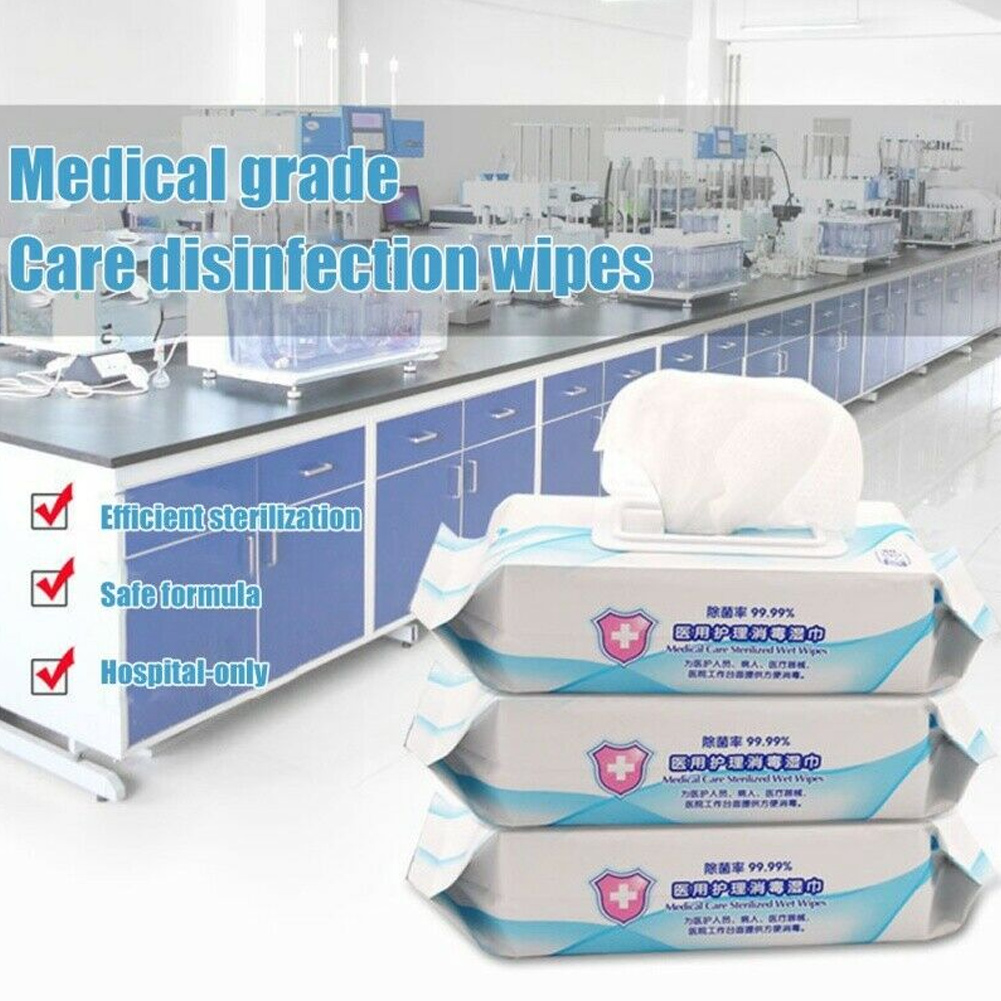 25pcs Nursing Wipes Hygiene Wipes Protective Products For Home Hospital Restaurant New MH88
