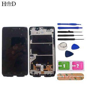 Image 1 - Telefon LCD Display Für Motorola Moto Droid MAXX XT1080 XT1080M LCD Display Touchscreen Rahmen Digitizer Vollversammlung Teile
