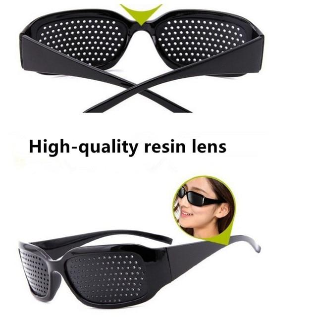 Óculos de sol unissex para treinamento dos olhos, equipamento de ciclismo, óculos de vidro para treinamento, exercício ao ar livre, esportes 2