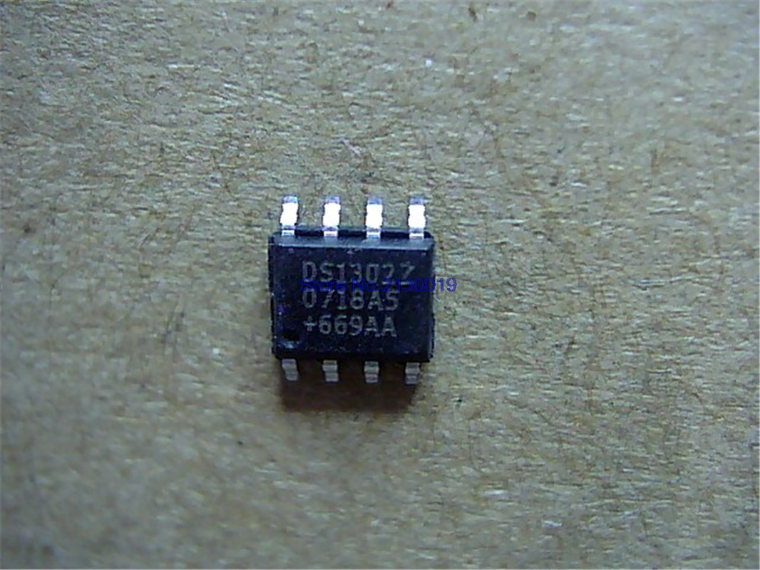 10pcs/lot DS1302ZN DS1302Z DS1302 SOP-8 In Stock