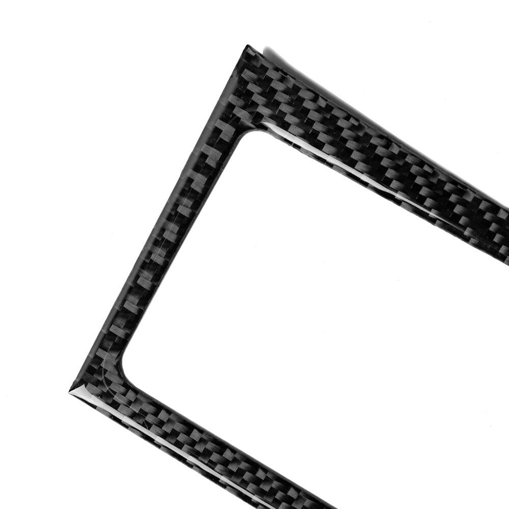 Für Toyota Land Cruiser 150 Prado LC150 FJ150 2010-2018 Taste Rahmen Aufkleber Auto Auto Schwarz Anti-Staub innere