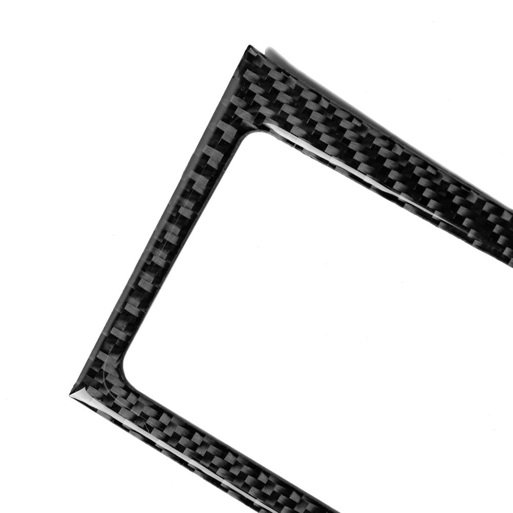 For Toyota Land Cruiser 150 Prado LC150 FJ150 2010-2018 Button Frame Sticker Car Auto Black Anti-Dust Inner