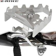 Для CRF1000L задний ножной тормоз рычаг педаль увеличить расширение для HONDA CRF 1000 L Африка двойной Приключения Спорт