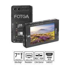 "FOTGA A70/A70T/A70TL/A70TLS 7"" Touch Screen FHD IPS Video On Camera Field Monitor 3D LUT 3G SDI / 4K HDMI Input/Output 1920x1080"