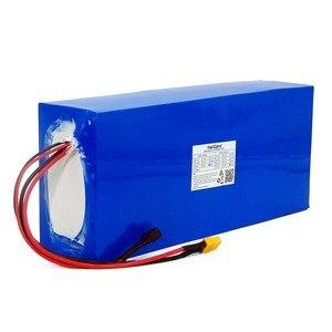 Image 3 - E bike battery 60V 20ah 30ah 18650 li ion battery pack 1800W BMS High power protection 30A Output 20000mAh bike conversion kit