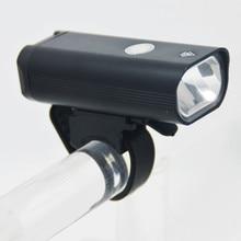 5WXPG waterproof bicycle headlight IPX6 mountain bike 1800 mAh aluminum alloy lamp with USB