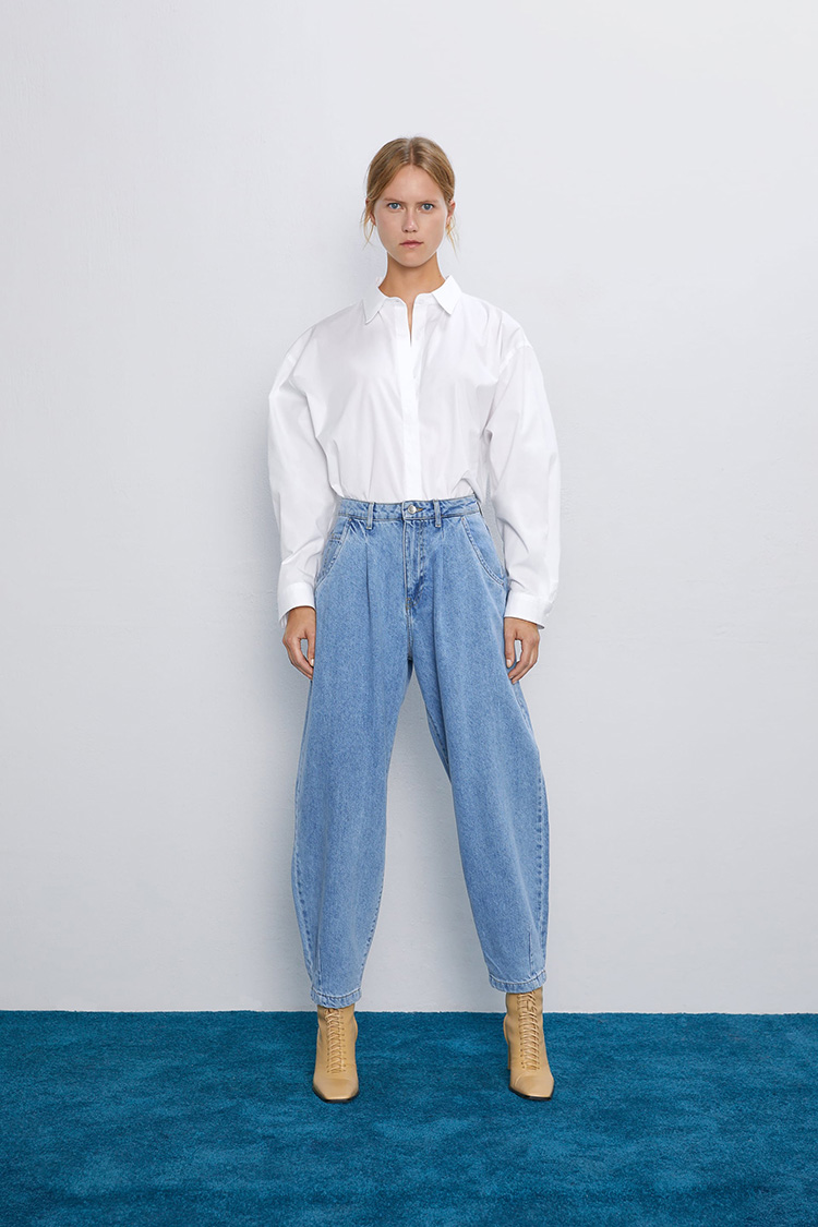 Mom jeans High Waist Harem Denim Pants Women Loose  Ladies Fashion Hip Hop Trousers Casual Streetwear Nine Colors 2020 Hot Sale