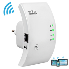 Wireless Wifi Repeater Extender Fi-Booster Wifi-Amplifier Access-Point 300mbps Long-Signal-Range