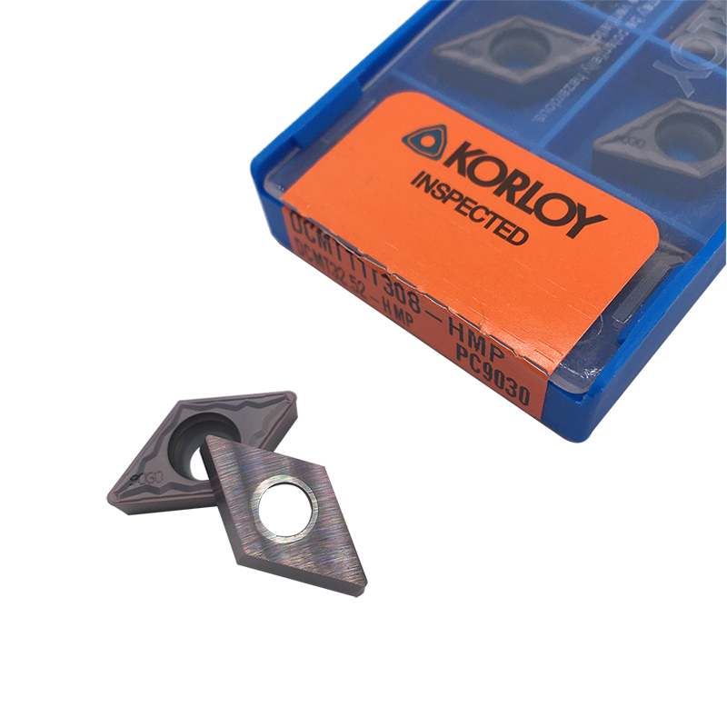 10pcs Blade 100% Original DCMT11T308 HMP PC9030 High Quality Internal Turning Tool Carbide Insert For Steel