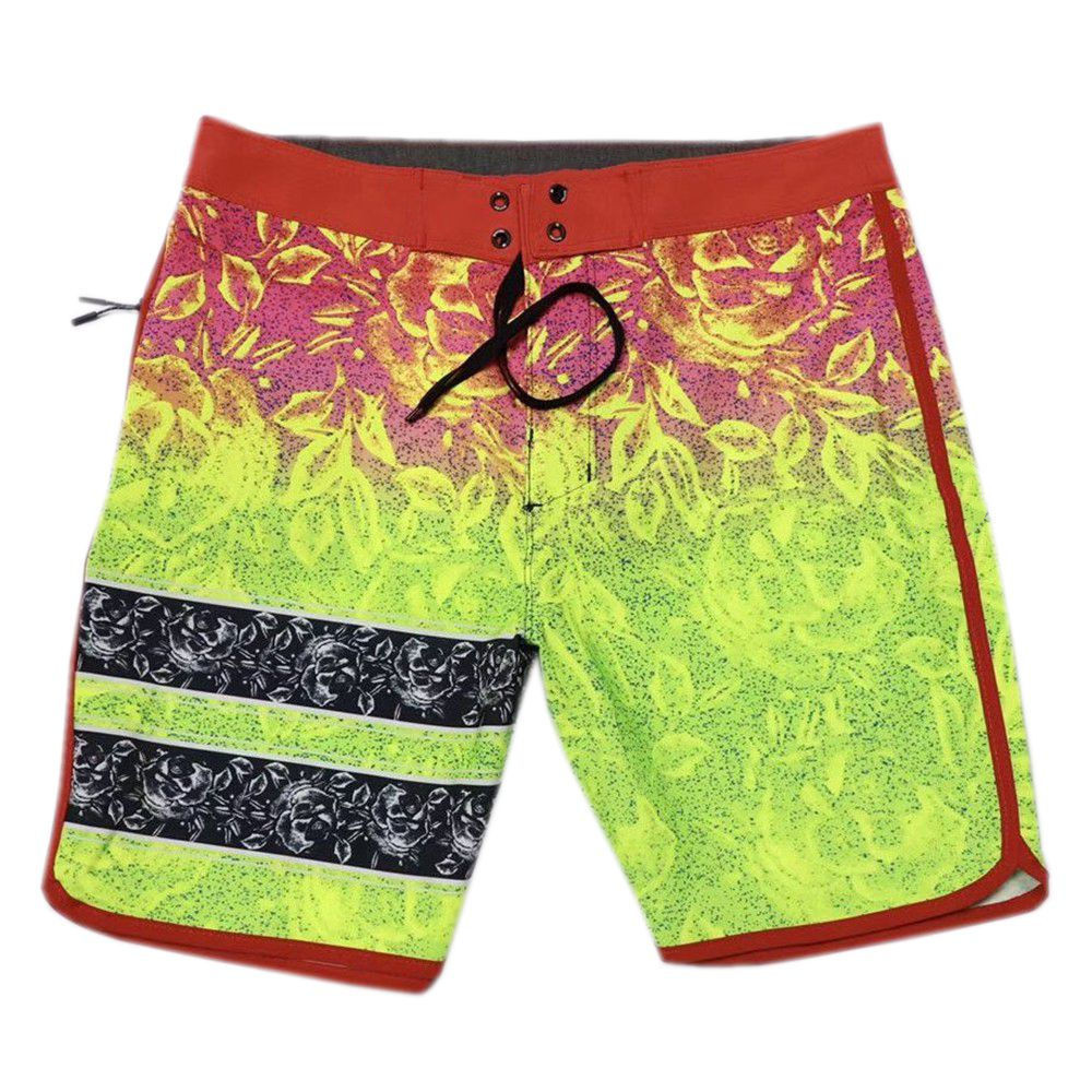 Board Shorts Bermudas Waterproof Men's Fashion Spandex Casual SZ30-36 Elastane BNWT