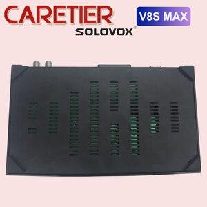 Image 3 - Solovox v8s max receptor de tv por satélite 2usb suporte biss chave web tv apoio ccam, youtube youporn dlan h.256 T2 MI