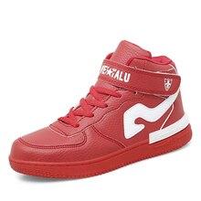 Çocuklar için yüksek Top hava kuvvetleri ayakkabı çocuklar spor ayakkabılar koşu için yeni moda rahat ayakkabılar büyük erkek ve kız ayakkabı sneakers