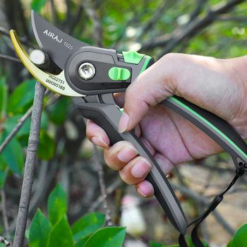Nożyce ogrodnicze nożyce do obróbki drewna Bypass temperówka nożyczki narzędzia ogrodnicze Bonsai nożyczki do uprawy kwiatów tanie i dobre opinie AOTUO Woodworking CN (pochodzenie) RUBBER Żuraw STAINLESS STEEL Stal węglowa cięcie Nożyce ogrodowe Garden shears