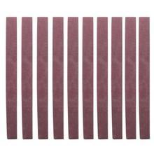 10 шт. 452x15 мм абразивная лента для шлифовального ремня 180-600 грит абразивный ремень