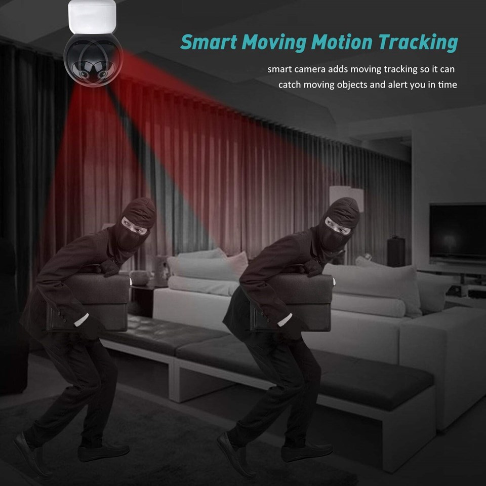 moving auto tracking